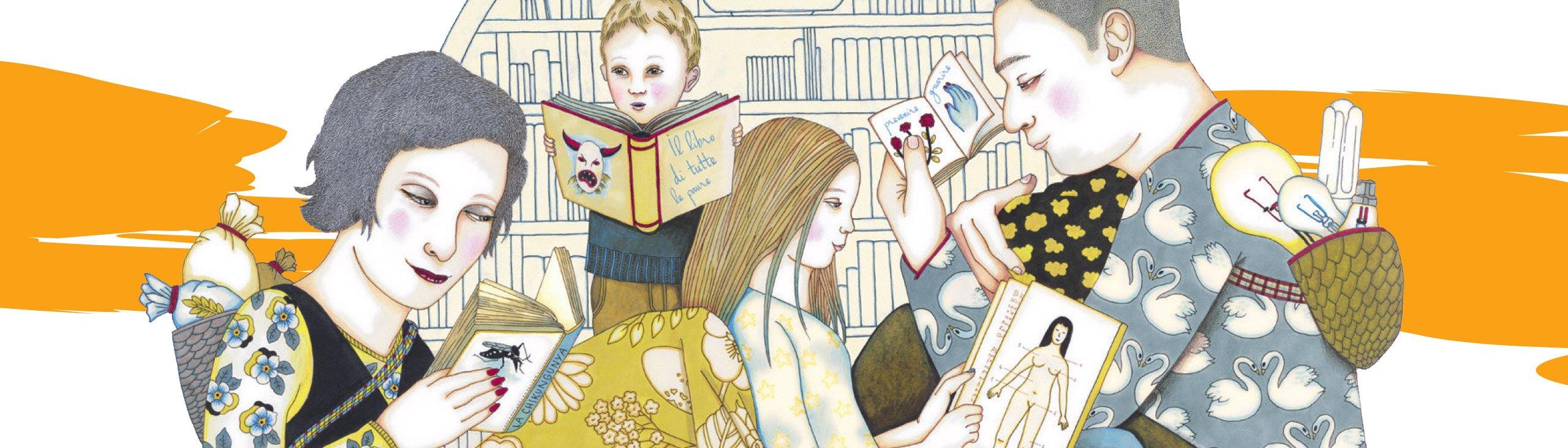 Lettura e letteratura per l'infanzia e l'adolescenza (0-18 anni)