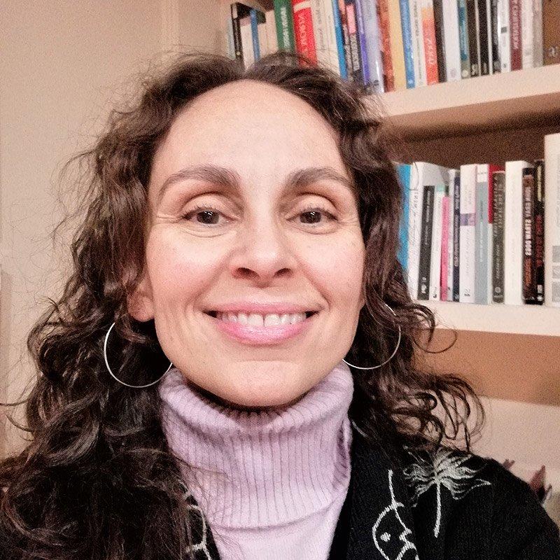 Kira Mahamud-Angulo - Universidad Nacional de Educación a Distancia, Madrid, Spain